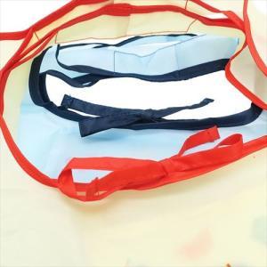 エコバッグ 折りたたみショッピングバッグ エリックカール はらぺこあおむし フルーツ アイプランニング 48×40cm お買い物かばん 絵本キャラクター|velkommen|03