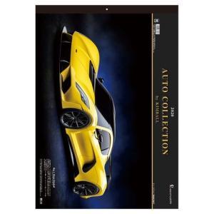 壁掛け カレンダー 2020 年 フォト  オートコレクション 写真 車 インテリア|velkommen