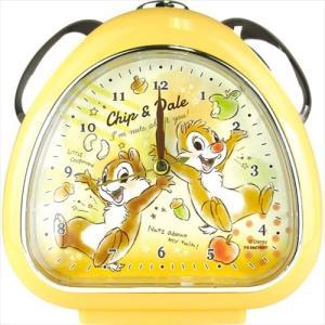 目覚まし時計 おむすびクロック チップ&デール FUN TIME ティーズファクトリー ディズニー 卓上クロック インテリア雑貨|velkommen