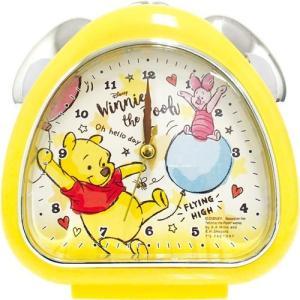 置時計 おむすびクロック くまのプーさん グラフィティ 2 ディズニー ティーズファクトリー 新生活準備 インテリア雑貨|velkommen