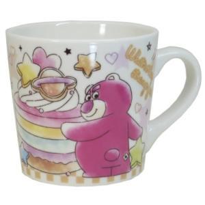 マグカップ 磁器製 MUG ディズニー トイストーリー カラフルドリーム ティーズファクトリー プレゼント キャラクター|velkommen