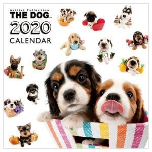 2020年 カレンダー THE DOG ALL-STAR 壁掛け いぬ 60×30cm 9月中旬発売予定 アニマル 写真|velkommen