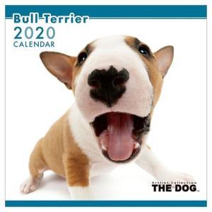 ブルテリア いぬ 令和2年暦 2020年 カレンダー 壁掛け THE DOG トライエックス|velkommen