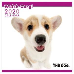ウェルシュコーギー いぬ 令和2年暦 2020年 カレンダー 壁掛け THE DOG トライエックス 60×30cm|velkommen
