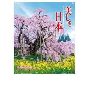 壁掛け 美しき日本 2020年 カレンダー 令和2年暦 風景 写真 61×43cm 9月中旬発売予定|velkommen