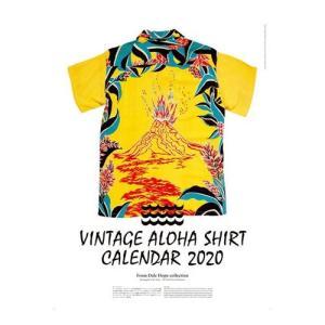 2020年 カレンダー ビンテージアロハシャツ 壁掛け  A2サイズ 10月上旬発売予定 趣味|velkommen
