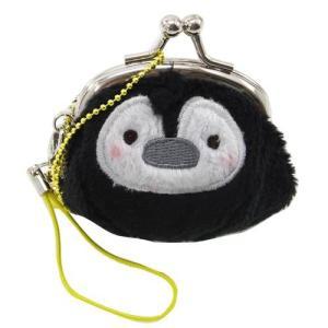 プチガマグチコインケース 水族館 コイテイペンギン アニマル雑貨 がま口小銭入れ プレゼント|velkommen