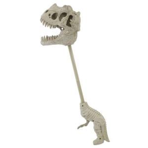 ダイナソーガオーキャッチャー マジックハンド 恐竜 おもちゃ ユニック 44.5cm velkommen