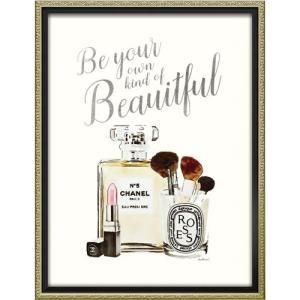 インテリアパネル ブランド キャンバスアート アマンダ グリーンウッド ユア オウン ビューティフル(Mサイズ) ユーパワー 43.5x56.5cm|velkommen