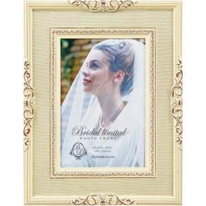 ゴールド ポストカード ブライダル リミテッド フォトフレーム ブライダルギフト 結婚祝い 写真立て 取寄品 誕生日ギフト 結婚祝い プレゼント|velkommen