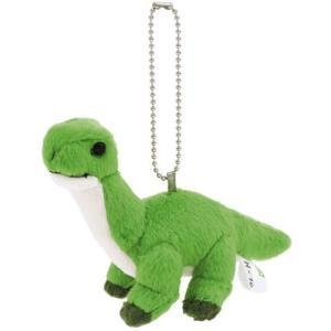 ラブリーダイナソー 恐竜 アパトサウルス ぬいぐるみマスコットボールチェーン|velkommen