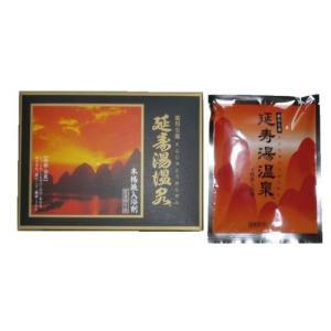 延寿湯温泉 入浴剤 (50g×12包入り)|velman