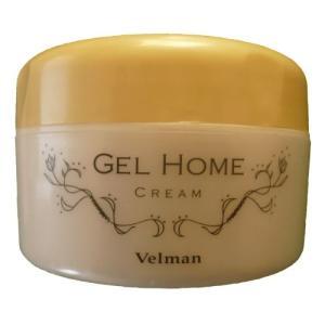 ベルマン化粧品 ゲルホームクリーム(しっとりタイプ)90g|velman