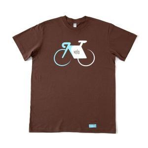 velove Logo Tシャツ velo (Men's)【自転車】|velove