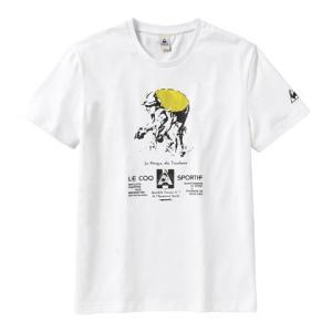 le coq sportif(ルコック) Tシャツ Tour de Feance