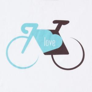 velove Logo Tシャツ love (Women's)【自転車】|velove|02