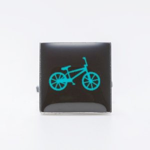 CUFF(カフ)【自転車】カフス ブラックスクエア ※レターパック対象外|velove