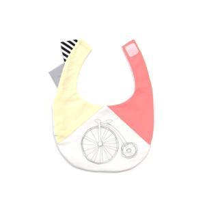 fiorato(フィオラト) スタイ(クリーム×ピンク)【自転車】 velove