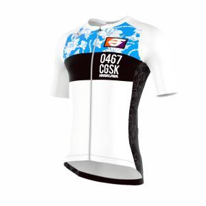 【予約販売】 ちがさきアロハ BIORACER RACE サイクルジャージ クールライトの画像