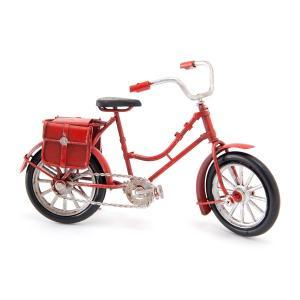 KeyStone(キーストーン) ノスタルジックデコ【自転車】 赤 ※レターパック対象外 velove