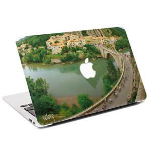 DECOSKIN(デコスキン) Durance(デュランス) MacBook Air, MacBook Pro 13-inch【自転車柄】 velove