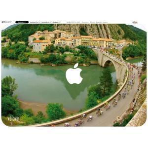 DECOSKIN(デコスキン) Durance(デュランス) MacBook Air, MacBook Pro 13-inch【自転車柄】 velove 02