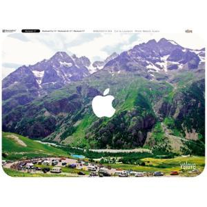 DECOSKIN(デコスキン) Col du Lautaret(ロータレ峠) MacBook Air, MacBook Pro 13-inch【自転車柄】|velove|02