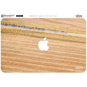 DECOSKIN(デコスキン) Wilderness(荒野) MacBook Air 11-inch【自転車柄】|velove|02