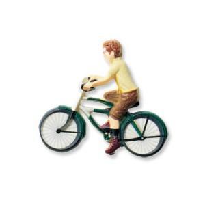 MIDORI ペーパークラフト ミニチュアシール 【自転車】 velove