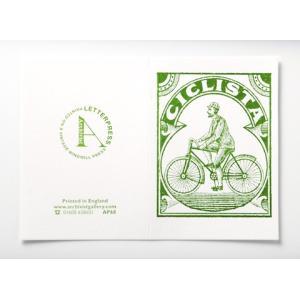 ARCHIVIST PRESS(アーキビストプレス)グリーティングカード velove