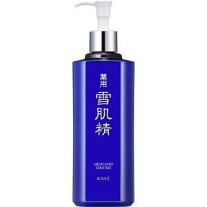 KOSE 薬用 雪肌精 化粧水 500ml (みずみずしい)|vely-deux