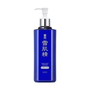 KOSE 薬用 雪肌精 エンリッチ 化粧水 500ml 【限定スーパービッグサイズ】|vely-deux