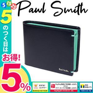 ポールスミス 財布 メンズ 折り財布 PSC184