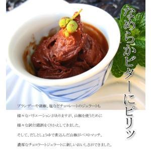 ぺぺ5個セット フルーティな山椒とビターなチョコジェラート|vene|06