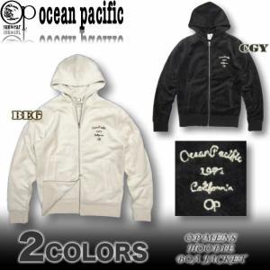OP オーシャンパシフィック メンズ パーカー ジャケット サーフブランド 534012|venice