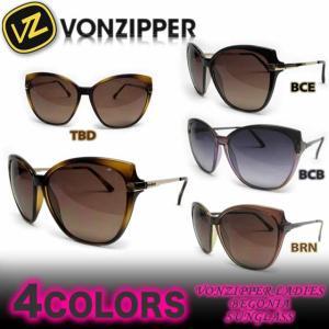 VONZIPPER/ボンジッパー レディース サングラス BEGONIA AD217-025|venice