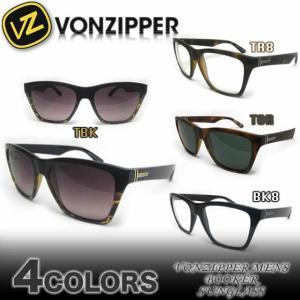 VONZIPPER/ボンジッパーサングラス/BOOKER AE217-001|venice