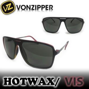 VONZIPPER/ボンジッパーサングラス/HOTWAX AE217-028-VIS|venice