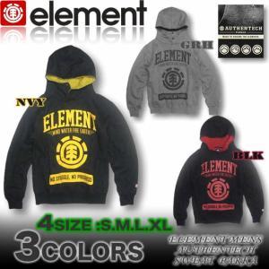 ELEMENT エレメント メンズ パーカー 撥水加工 AF022-012|venice