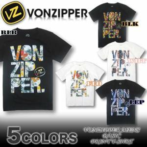 VON ZIPPERボンジッパー半袖Tシャツ サーフブランド AF211-221|venice