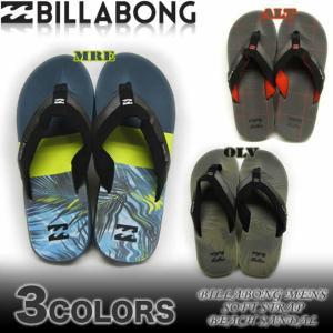 BILLABONG ビラボン メンズ  ビーチサンダル アウトレット サーフブランド AG011-934 venice