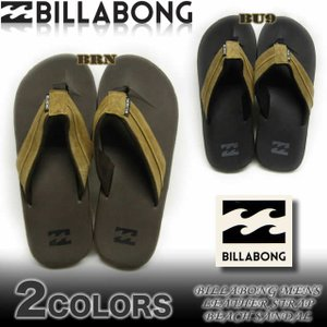 BILLABONG ビラボン メンズ  ビーチサンダル アウトレット サーフブランド AG011-935 venice