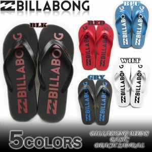 BILLABONG ビラボン メンズ  ビーチサンダル ビーサン アウトレット サーフブランド AG011-967 venice