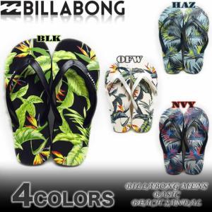 BILLABONG ビラボン メンズ  ビーチサンダル  ビーサン アウトレット サーフブランド AG011-968 venice