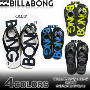 BILLABONG ビラボン メンズ  ビーチサンダル ビーサン アウトレット サーフブランド AG011-970 venice