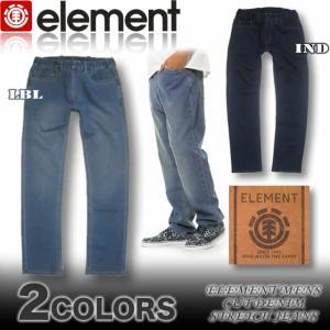 ELEMENT/エレメントメンズ撥水加工イージージーンズデニムパンツジーパンAG021-714|venice