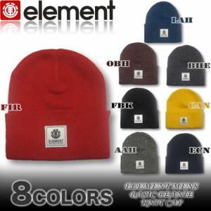 ELEMENT/エレメントメンズ ビーニー 帽子 ニットキャップ スケボー AG022-913|venice