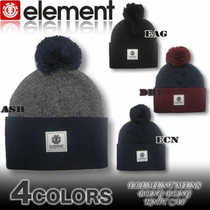 ELEMENT/エレメントメンズ ビーニー 帽子 ニットキャップ スケボー AG022-915|venice