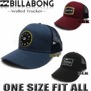 ビラボン メンズ BILLABONG メッシュキャップ 帽子 トラッカー サーフブランド AI011-917|venice