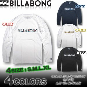 ビラボン BILLABONG メンズ ロンT 長袖Tシャツ サーフブランド アウトレット AH012-050 venice